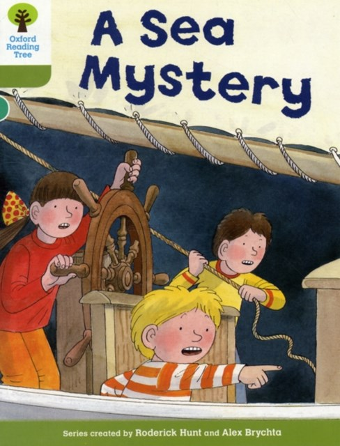 Oxford Reading Tree: Stage 7: More Stories B: A Sea Mystery