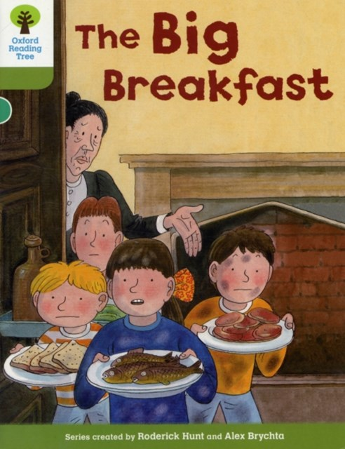 Oxford Reading Tree: Stage 7: More Stories B: the Big Breakfast