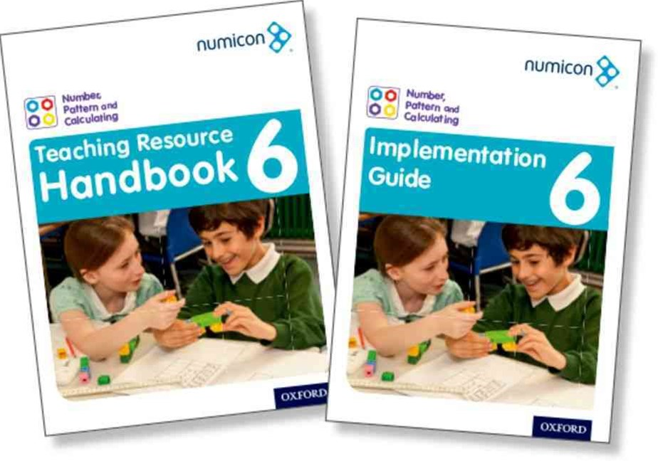 Numicon Geometry, Measurement and Statistics 6 Teaching Pack