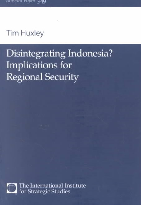 Disintegrating Indonesia?