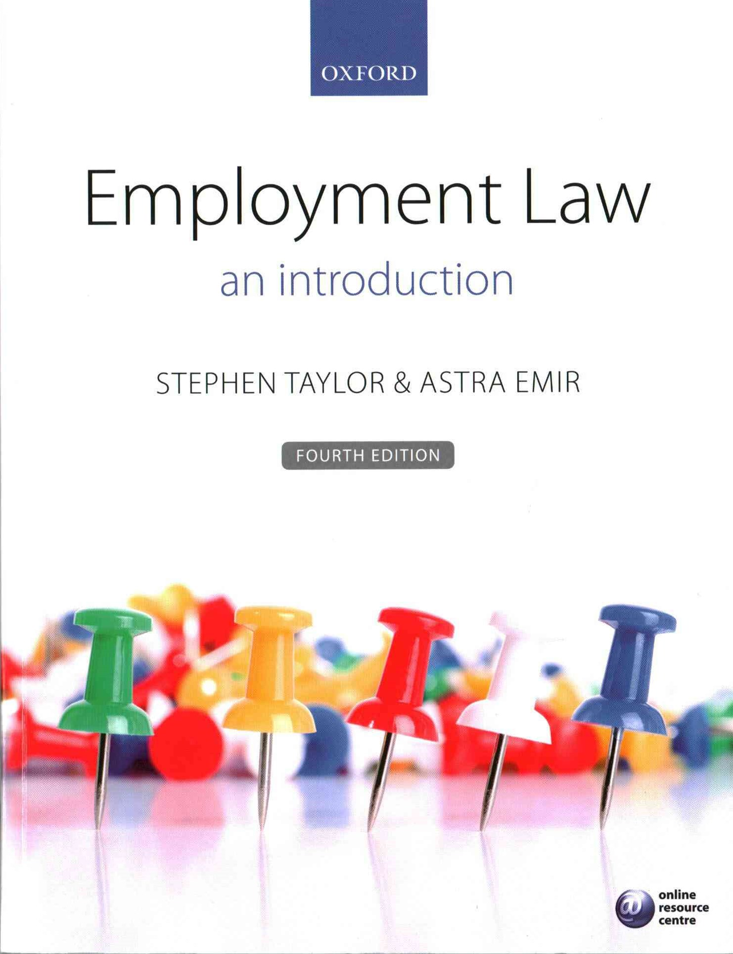 Employment Law an introduction