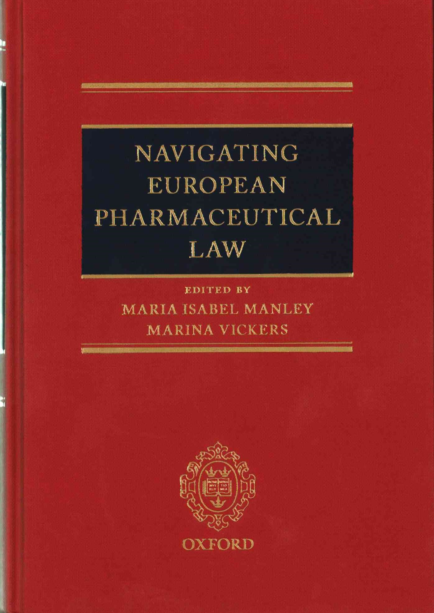 Navigating European Pharmaceutical Law