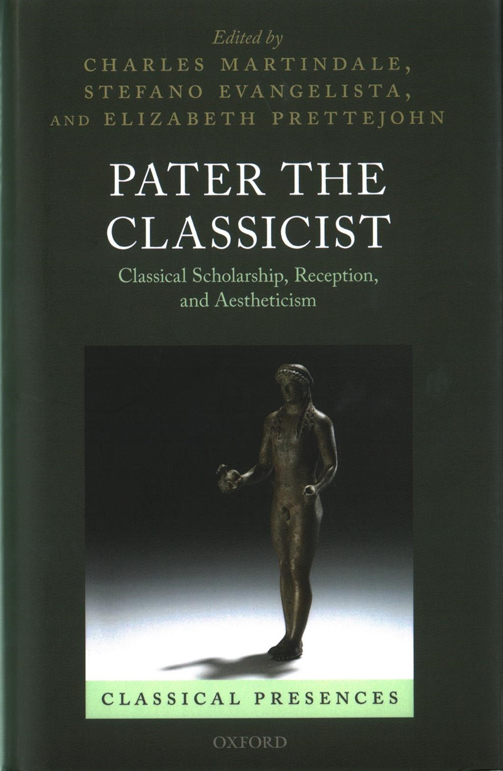 Pater the Classicist