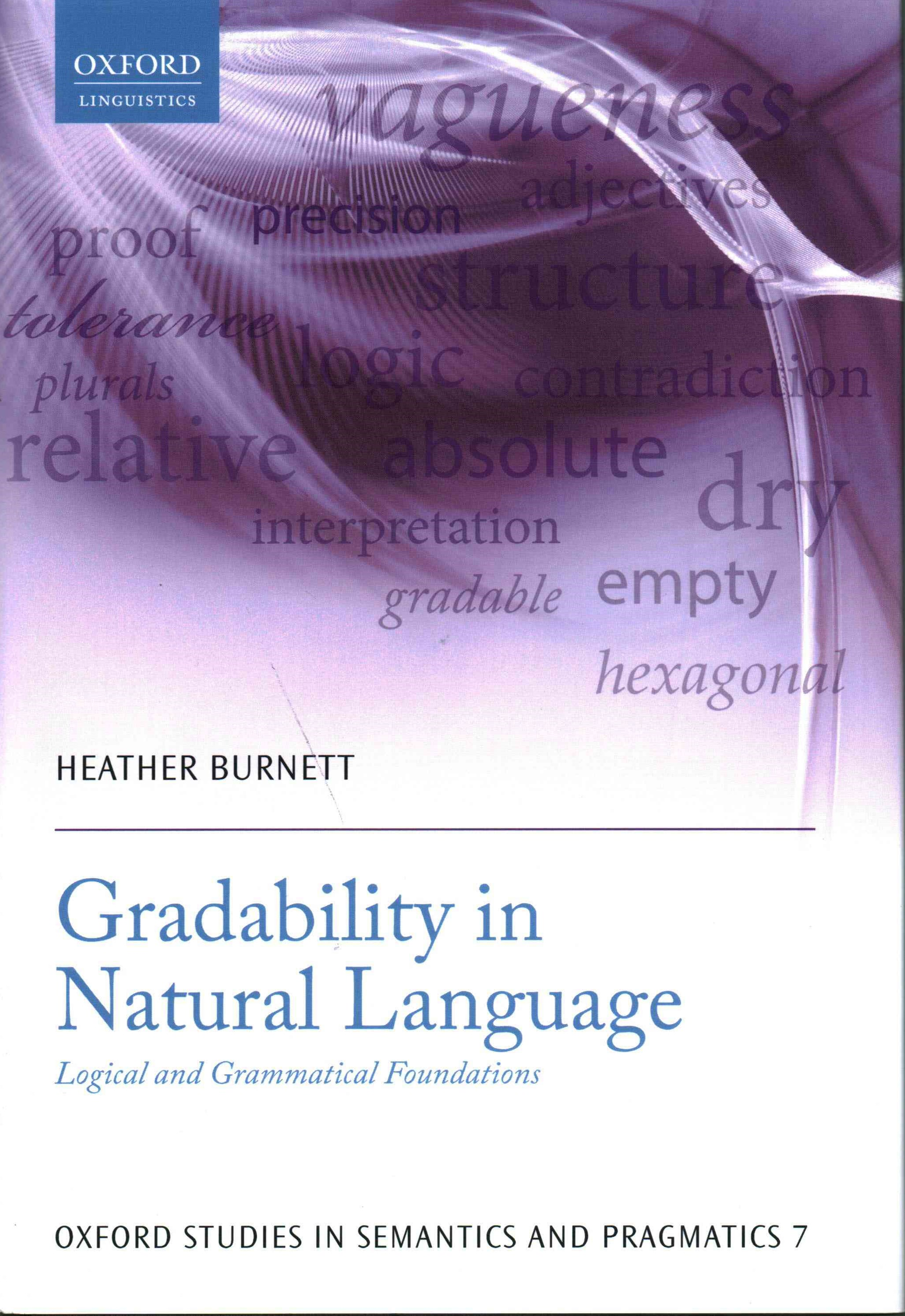 Gradability in Natural Language