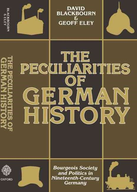 The Peculiarities of German History