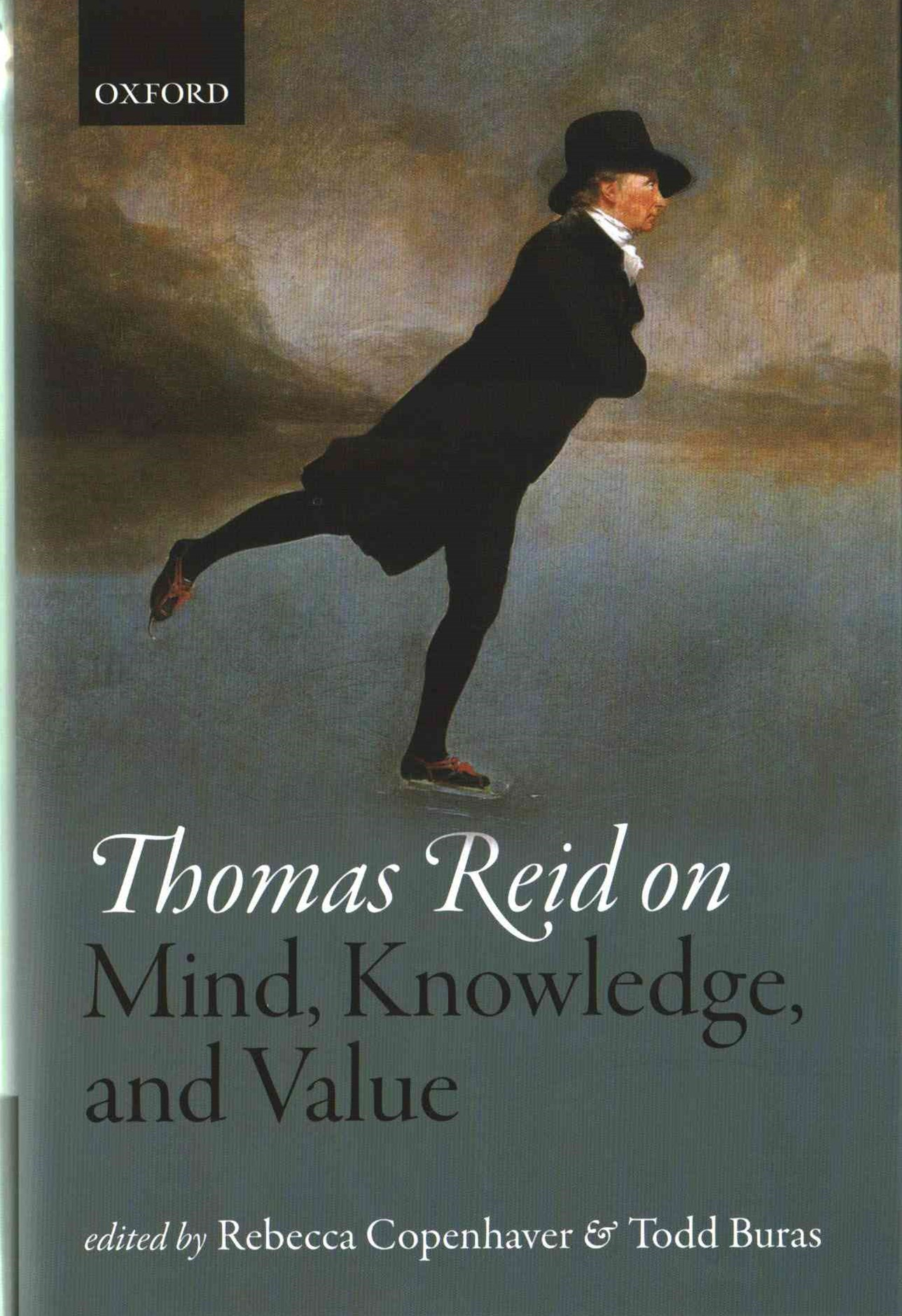 Thomas Reid on Mind, Knowledge, and Value