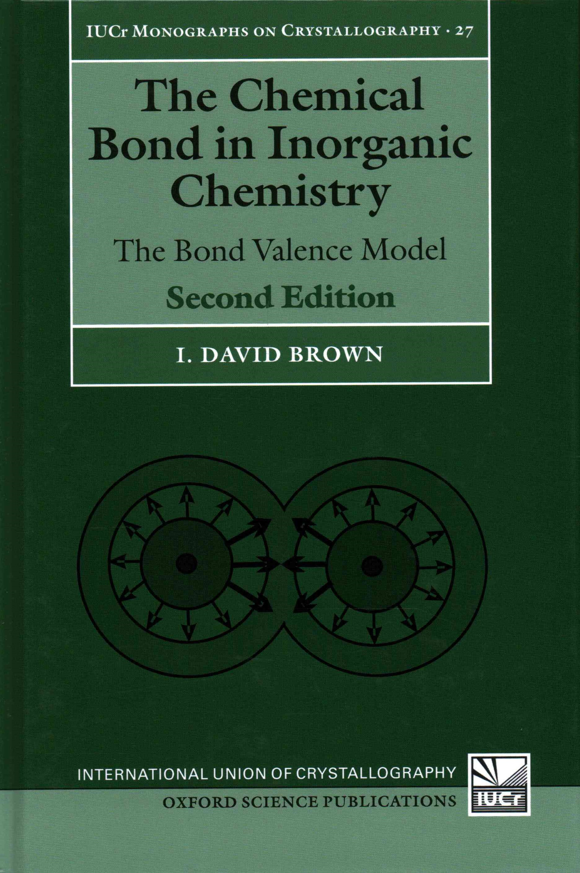 The Chemical Bond in Inorganic Chemistry