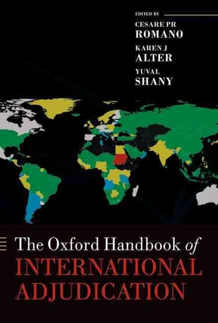 Oxford Handbook of International Adjudication