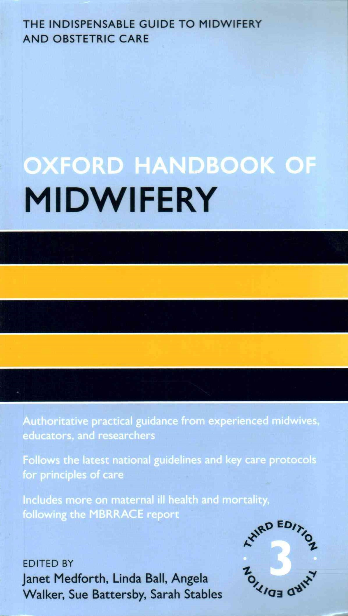 Oxford Handbook of Midwifery