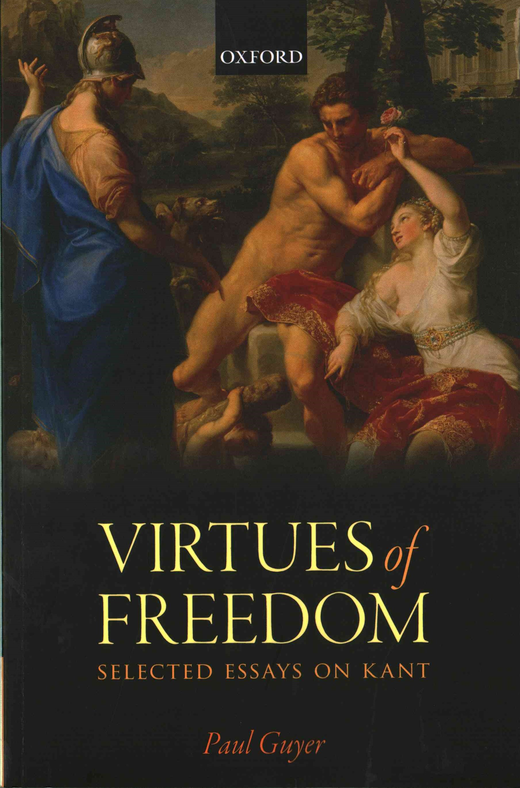Virtues of Freedom