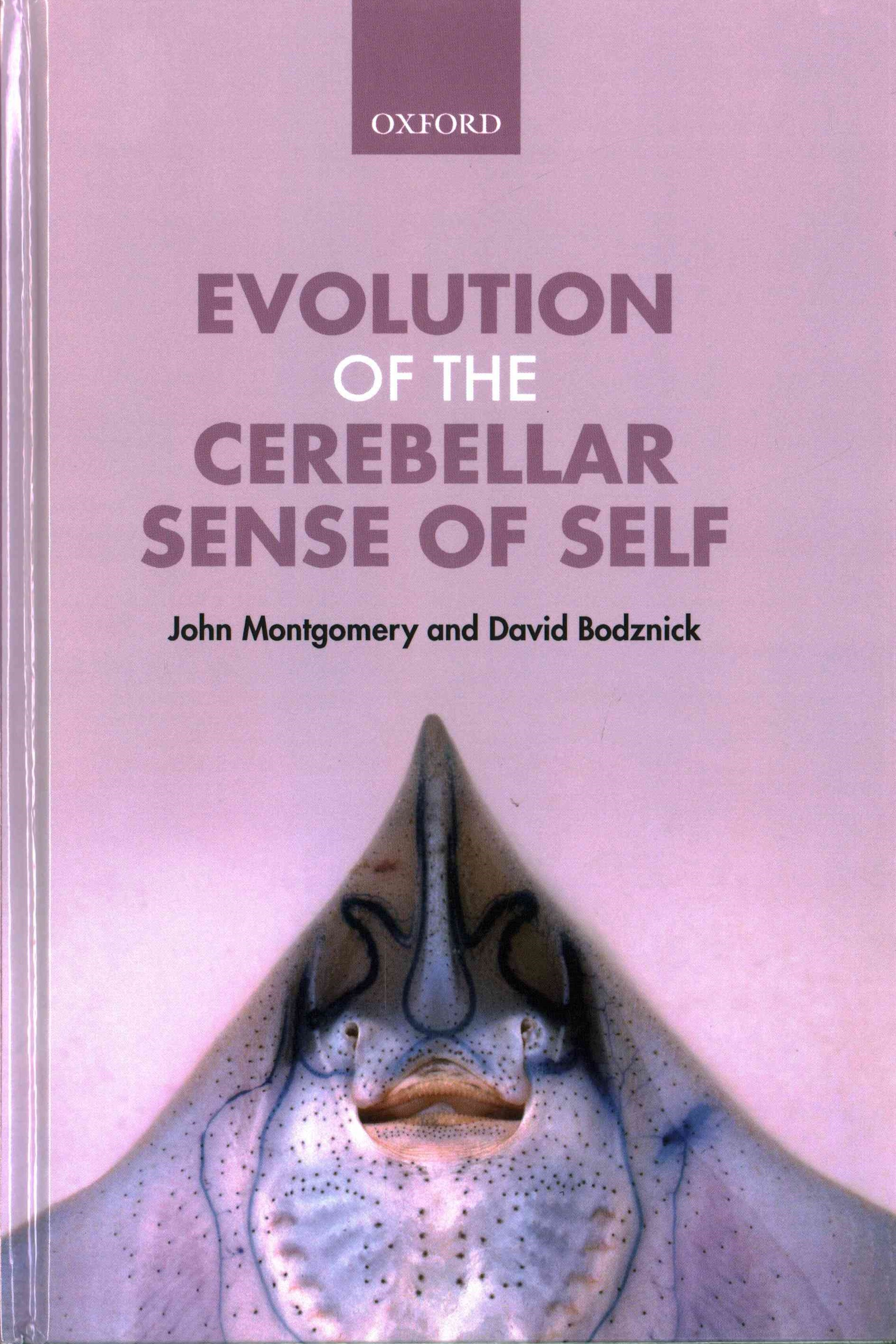 Evolution of the Cerebellar Sense of Self