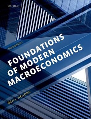 Foundations of Modern Macroeconomics and Foundations of Modern Macroeconomics