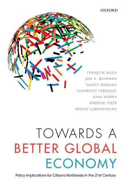 Towards a Better Global Economy Policy