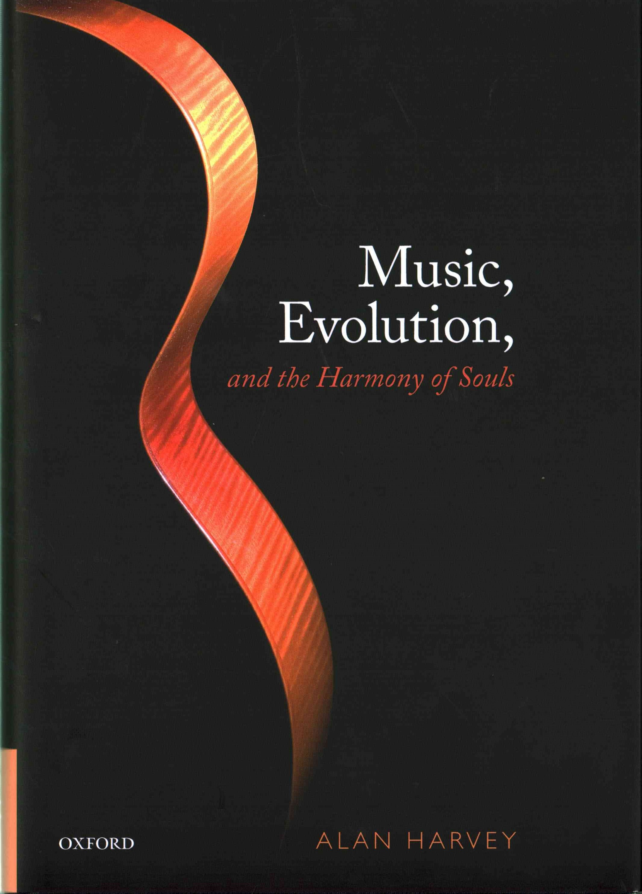 Music, evolution, and the harmony of souls