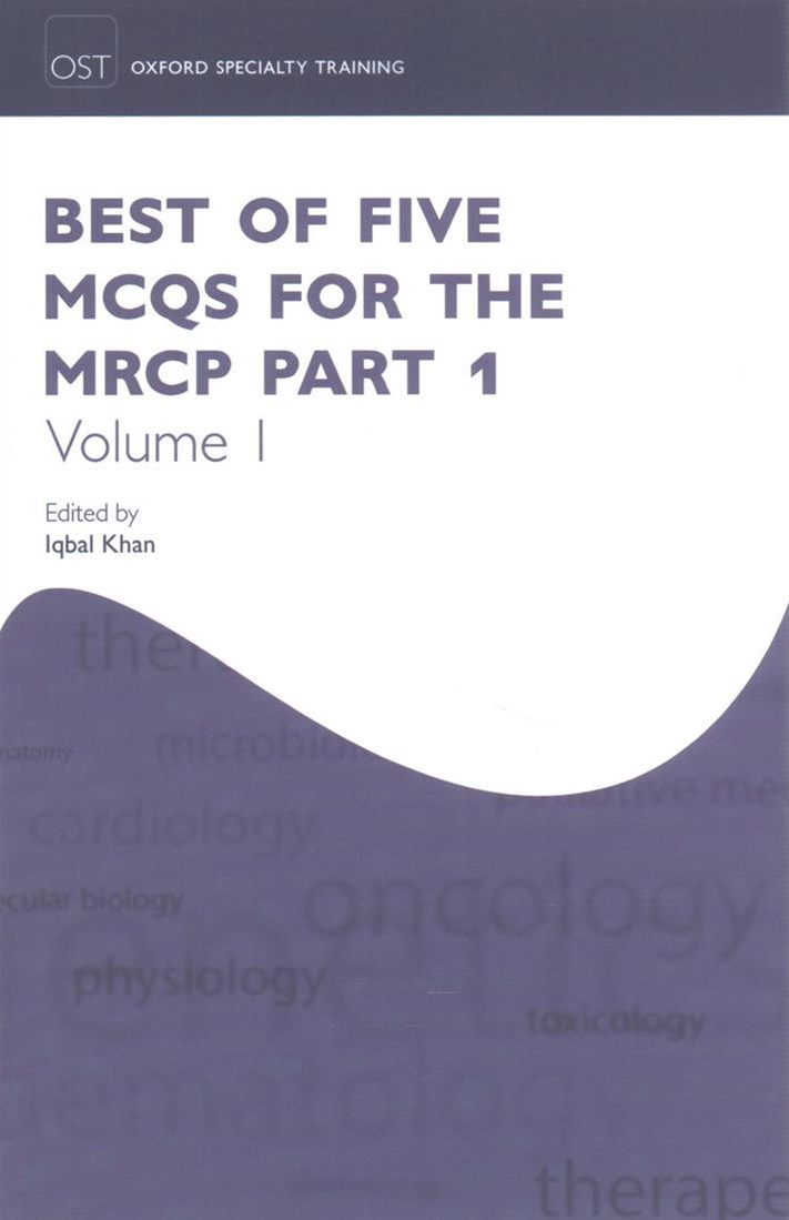 Best of Five MCQs for the MRCP Part 1, Pack