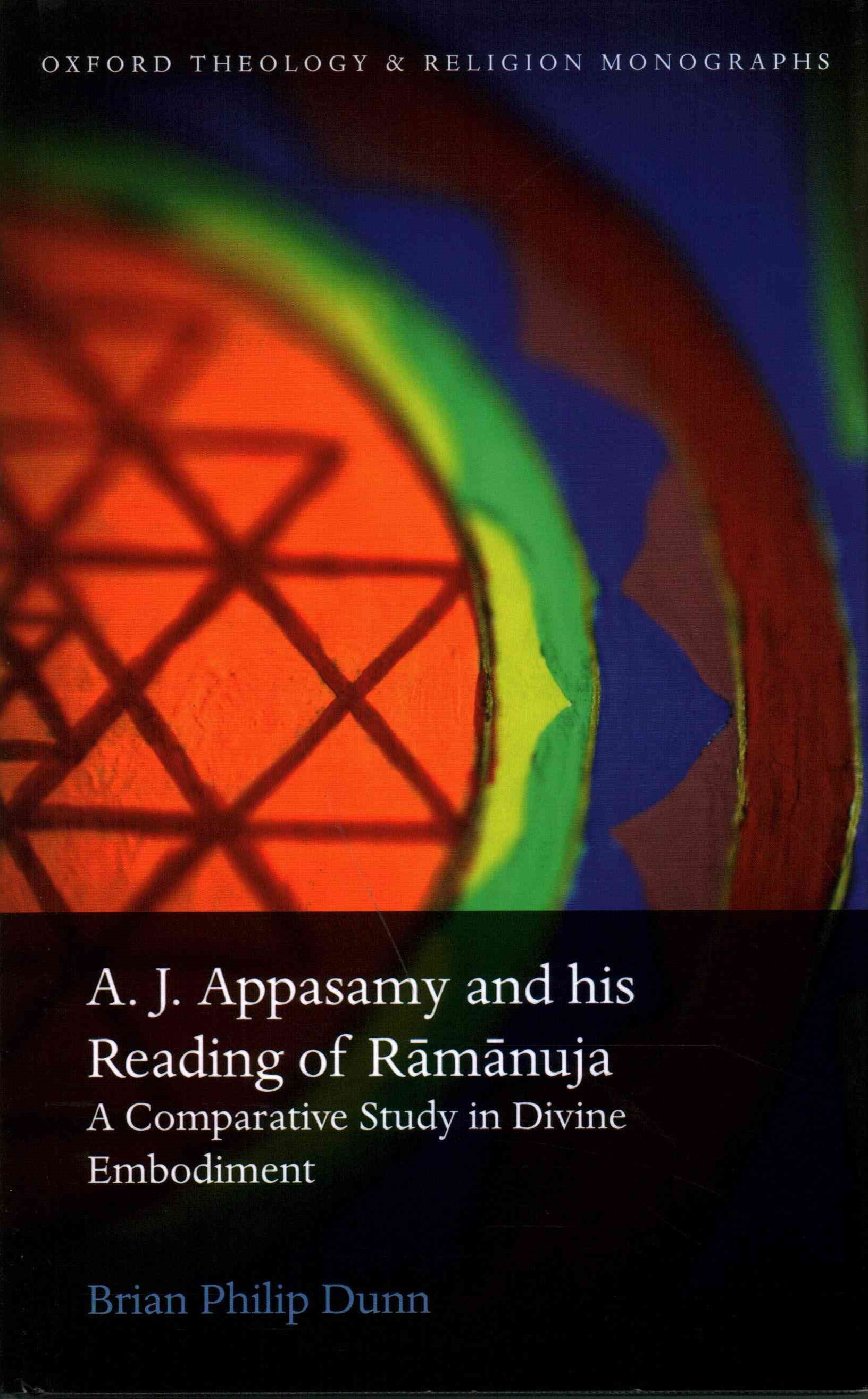 A. J. Appasamy and his Reading of Ramanuja