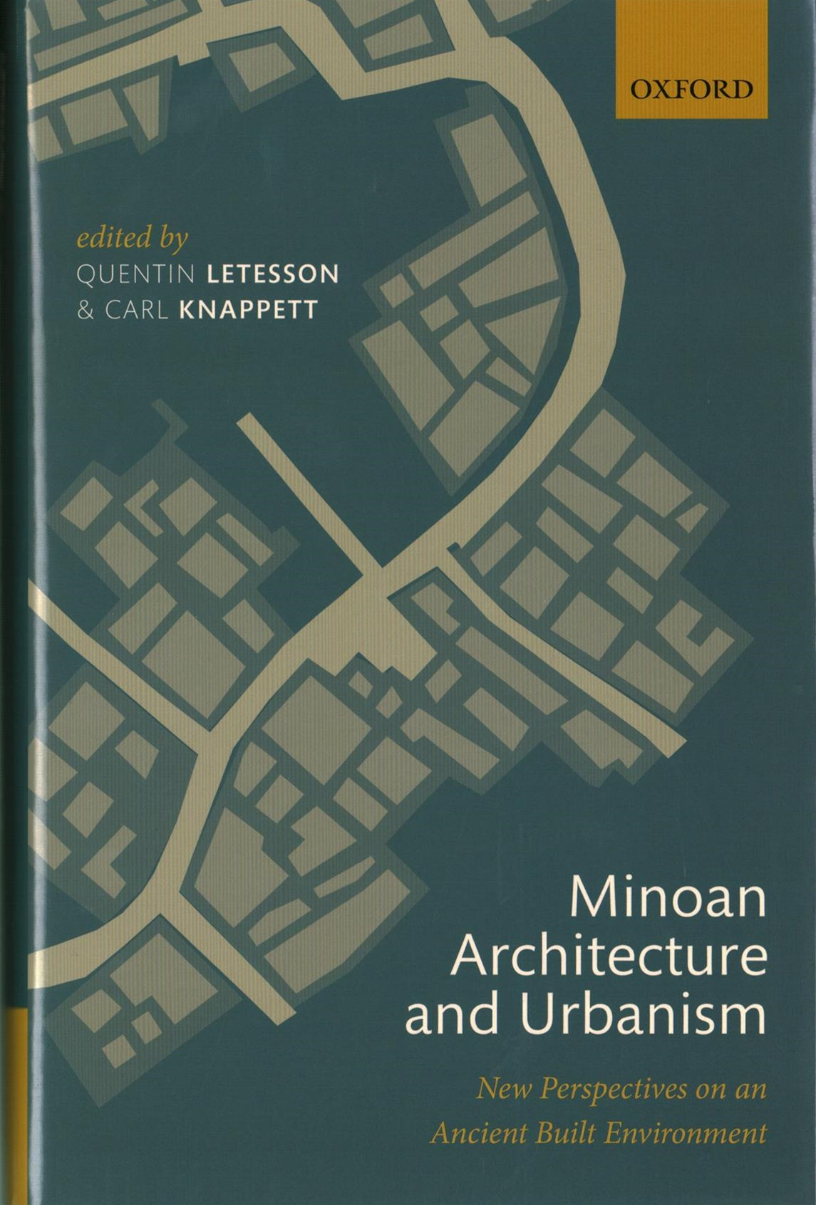 Minoan Architecture and Urbanism