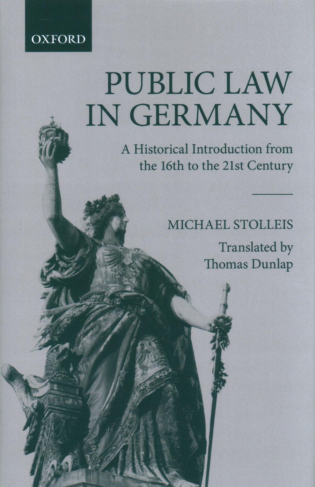 Public Law in Germany