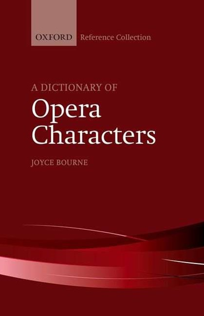 Dictionary of Opera Characters