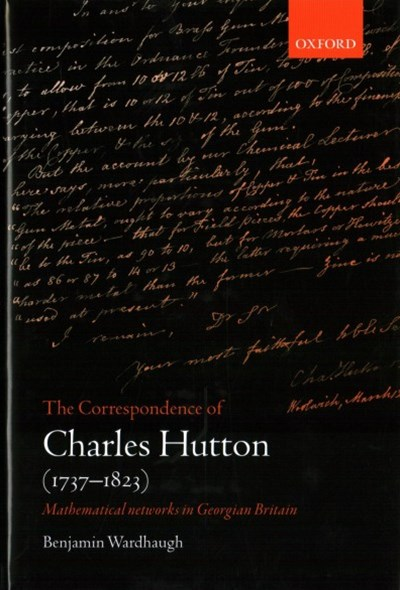 The Correspondence of Charles Hutton