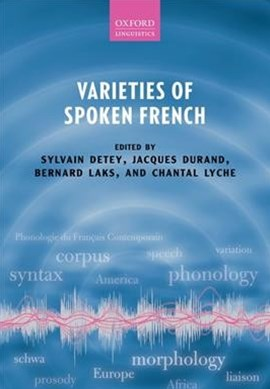 Varieties of Spoken French
