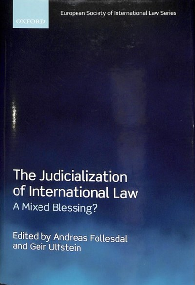 The Judicialization of International Law