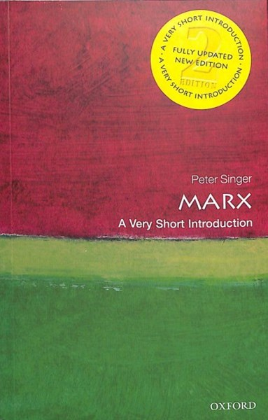 Marx A Very Short Introduction