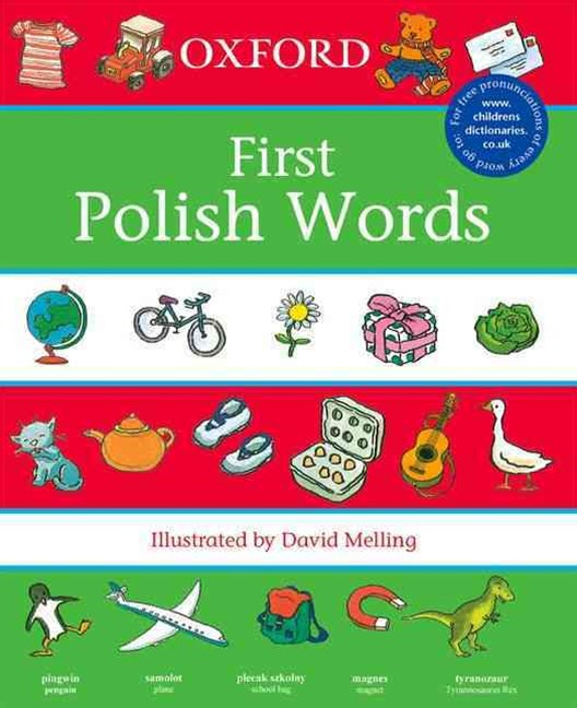 Oxford First Polish Words