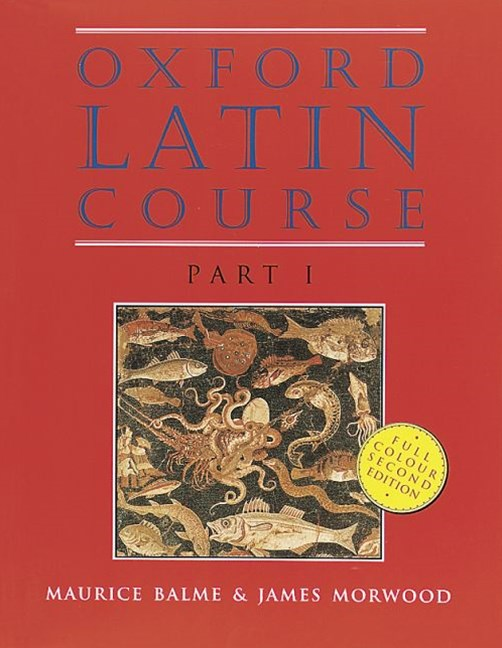 Oxford Latin Course 1 Student Book