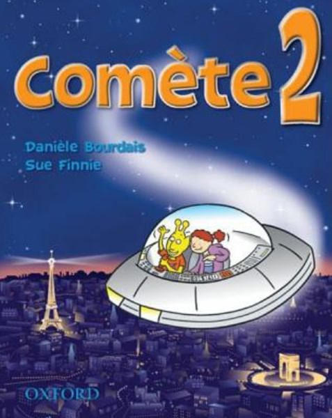 Comete Pupil's Book 2