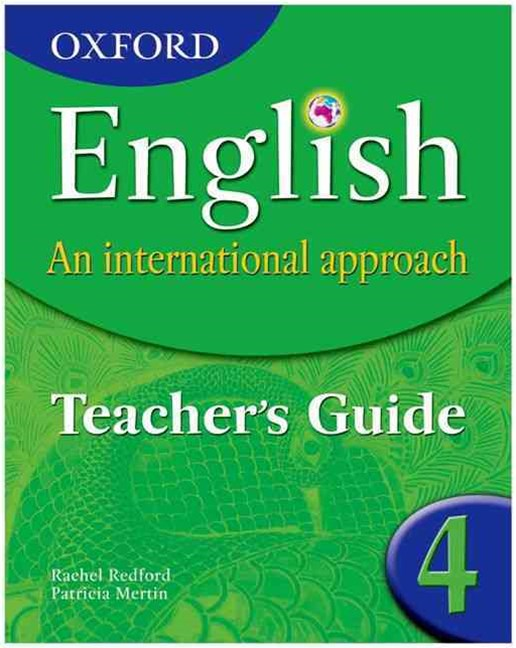 Oxford English An International Approach Teacher Guide 4
