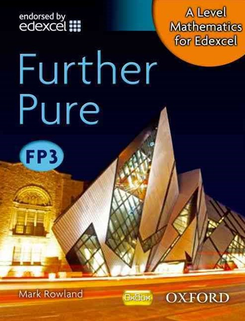 A Level Maths Edexcel further Pure FP3