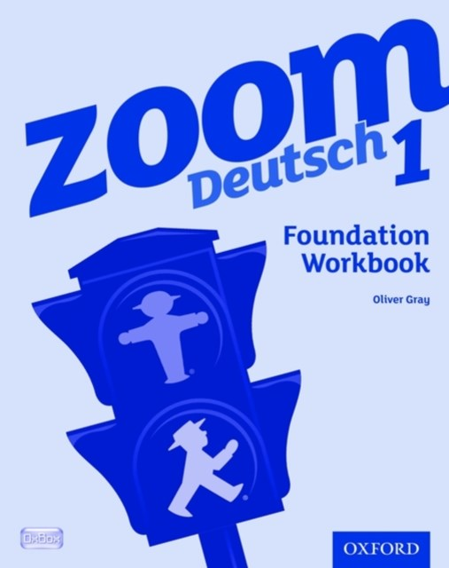 Zoom Deutsch 1 Foundation Workbook Pack of 8