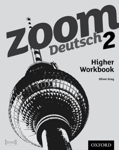 Zoom Deutsch 2 Higher Workbook Pack of 8