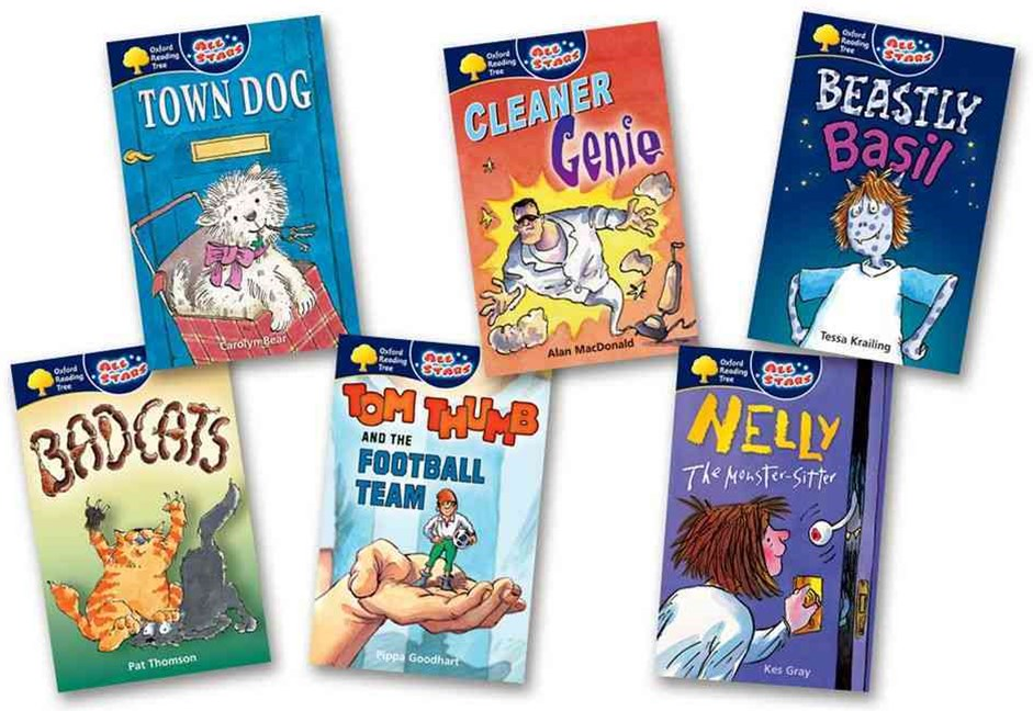 Oxford Reading Tree All Stars Pack 2A Pack of 6