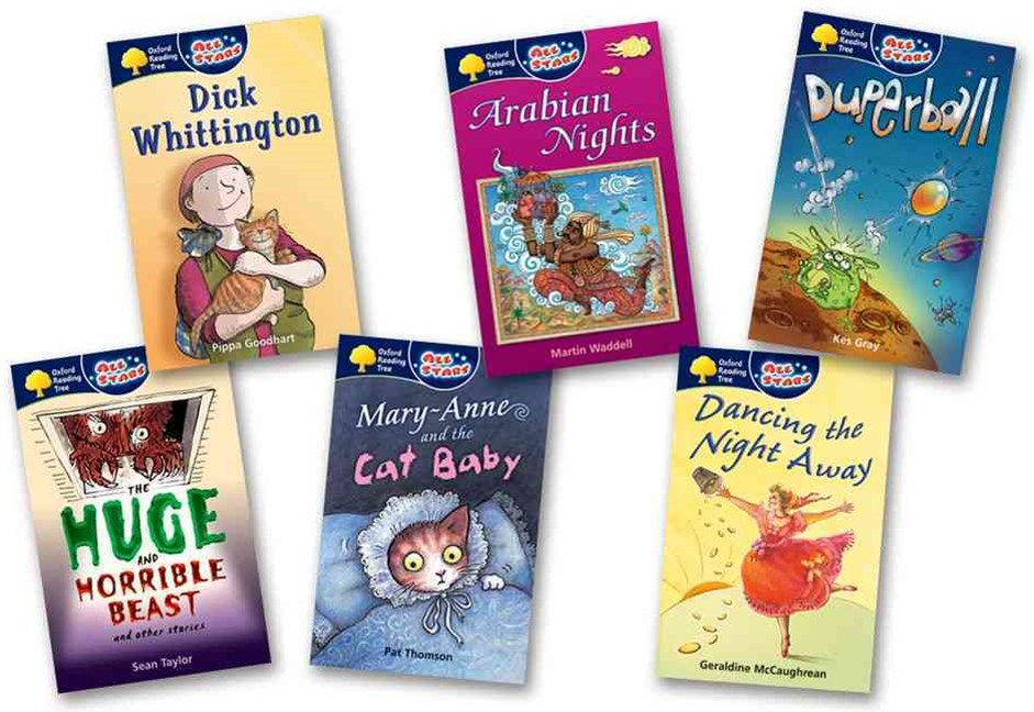 Oxford Reading Tree All Stars Pack 3A Pack of 6