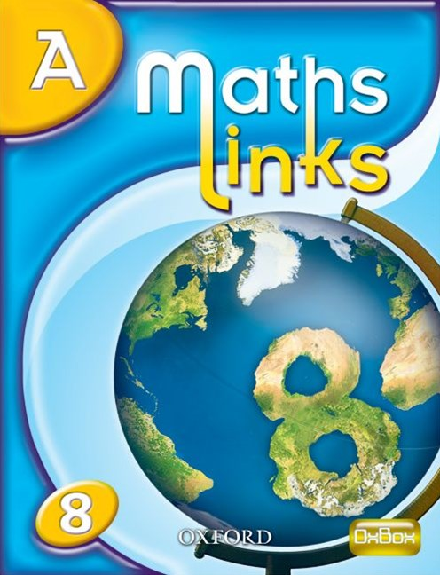 A MathsLinks 2 Year 8 Student's Book
