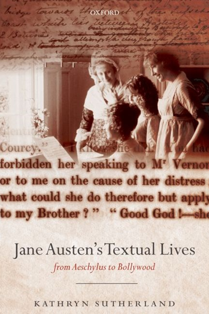Jane Austen's Textual Lives