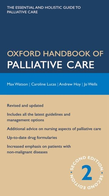 The Oxford Handbook of Palliative Care