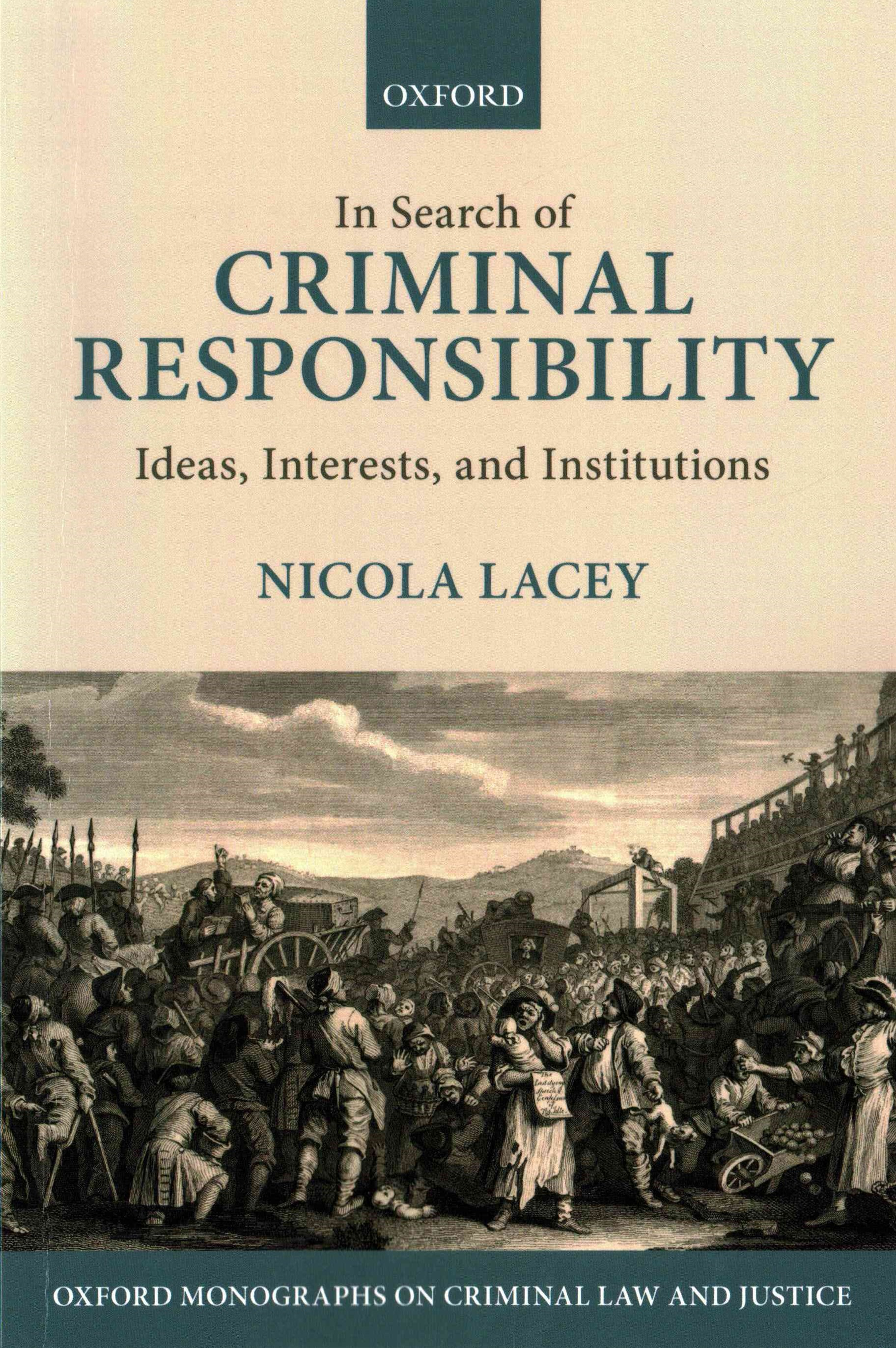 In Search of Criminal Responsibility