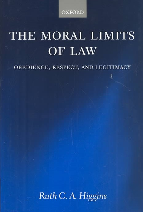 The Moral Limits of Law