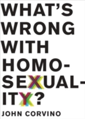 (ebook) What's Wrong with Homosexuality?