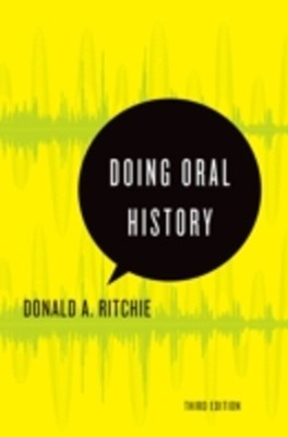 (ebook) Doing Oral History