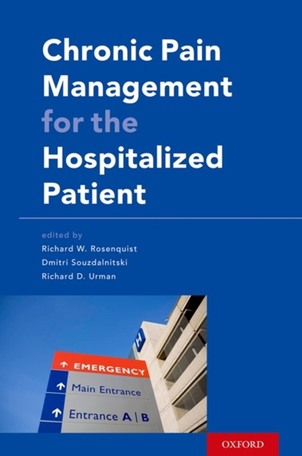 (ebook) Chronic Pain Management for the Hospitalized Patient