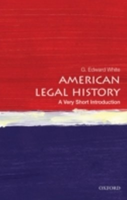 (ebook) American Legal History: A Very Short Introduction