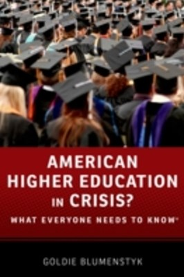 (ebook) American Higher Education in Crisis?