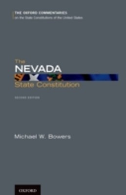(ebook) Nevada State Constitution