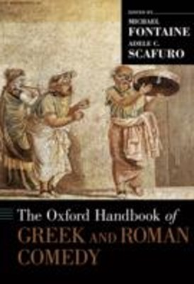 (ebook) Oxford Handbook of Greek and Roman Comedy