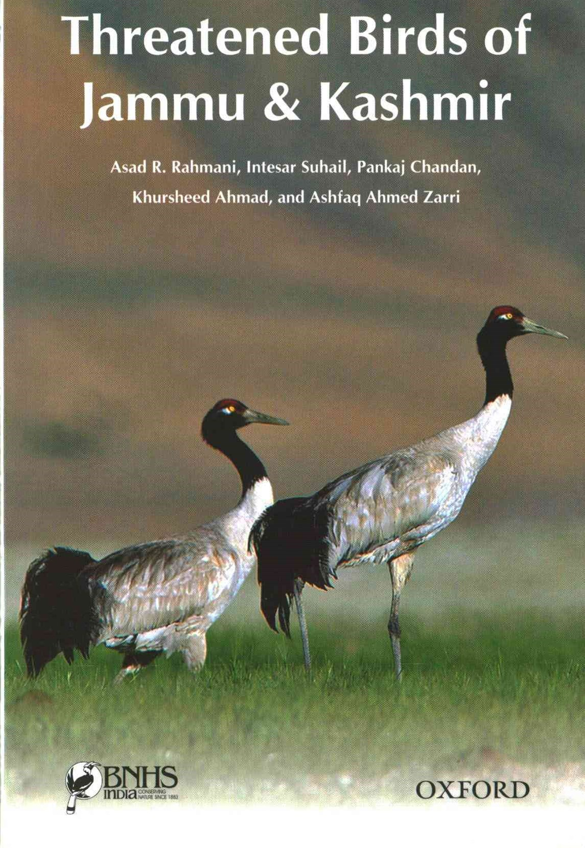 Threatened Birds of Jammu & Kashmir