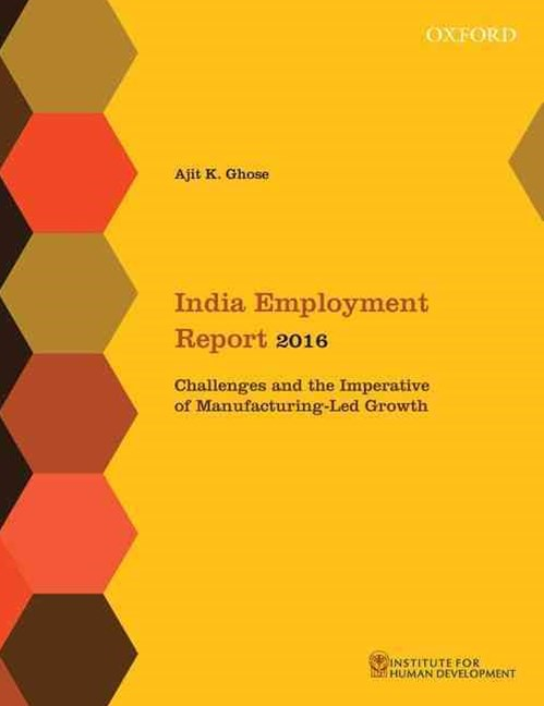 India Employment Report 2016